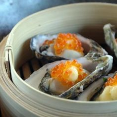 Simple to prepare and harnessing some great flavours, this is one seafood recipe you'll wa