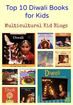 Top 10 Diwali Books for Kids