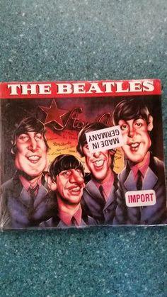 NEW The Beatles: Last Night in Hamburg RARE CD - still in shrink wrap #BritishInvasion