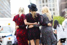 J'ai Perdu Ma Veste / Caroline Vreeland, Chiara Ferragni and Shea Marie – New York  // #Fashion, #FashionBlog, #FashionBlogger, #Ootd, #OutfitOfTheDay, #StreetStyle, #Style