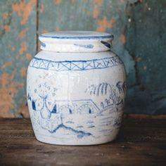 Ginger Jar #1 - The Hoarde
