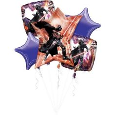 Star Wars Balloon (each) | Bargain Party Accessories
