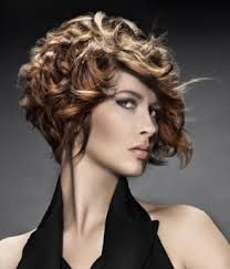 Short Curly Asymmetrical Bob Haircut For Fine Hair Page 7 Hairstyles in dimensions 1000 X 1250 Asymmetrical Hairstyles For Short Curly Hair - If your face Short Natural Curly Hair, Curly Hair Cuts, Short Hair Cuts, Curly Hair Styles, Messy Bob Hairstyles, Short Curly Haircuts, Short Curly Bob, Wedge Hairstyles, Vintage Hairstyles