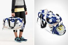 12 Gym Bags You Wont Be Embarrassed to Carry via Brit + Co