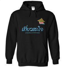 Hotsia Hoodie Packpack ASIA T Shirt, Hoodie, Sweatshirts - custom made shirts #tee #style