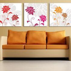 1000 images about quadri on pinterest ministry tela for Quadri fiori olio