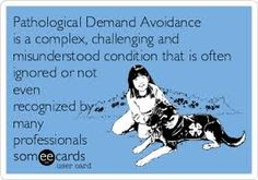 Pathological Demand Avoidance (PDA) Awareness
