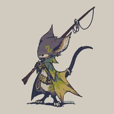 Design character animal inspiration ideas for 2019 Fantasy Character Design, Character Design Inspiration, Character Concept, Character Art, Creature Concept Art, Creature Design, Dnd Characters, Fantasy Characters, Arte Indie