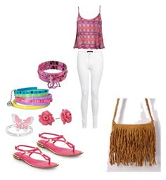 """""""How To Dress like Emma Alonso form Every Witch Way"""" by gherrera212 ❤ liked on Polyvore"""