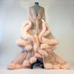 Boudoir by D'Lish dressing gown