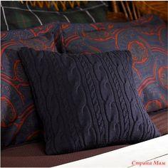 Вязаные подушки (фото) - Вязание - Страна Мам