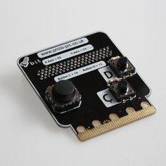 1up:bit controller kit for BBC micro:bit