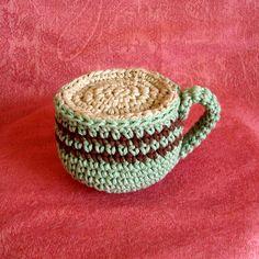 Little Coffee Cup Pin Cushion