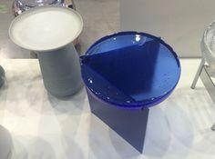 Table bleue pulpo