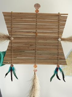 Creative interpretation of a traditional Maori kite - Te Manu Tukutuku. Ben (aged 8).