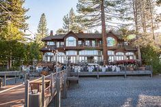 Lakefront Lake Tahoe Wedding At Westshorecafe From Ofdevents Johnstonephotos