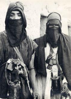 tuareg men