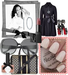 """Black & White Pic"" by sploddee on Polyvore"