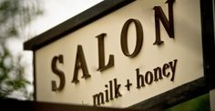 SALON by milk + honey