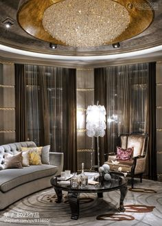 crystal in interior design - Google Search