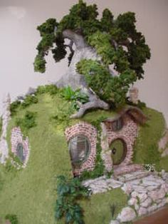 Rik Pierce hobbit house | Rik Pierce