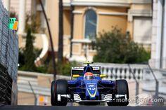 Felipe Nasr, Sauber F1 Team, Monaco FP1