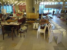 Merzbau selling in Gent design market 2013