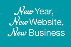 New Year, New Website, New Business. Here's what's coming up for Ready to Bloom.