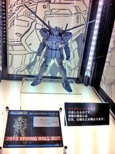 MG Aile Strike Gundam at Gunpla Expo World Tour 2012 Japan
