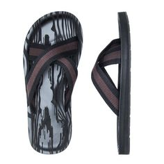 Men's Muk Luks Danny Slide Sandals Slide - Black 10