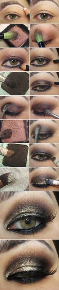 Easy and Faster Makeup Tutorials for Party Step by Step