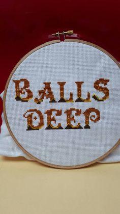 Balls Deep Doing