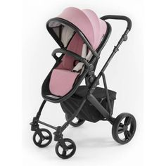 Tutti Bambini Riviera Plus Black Pushchair-Dusty Pink/Cool Grey  Description: The Riviera Plus is a practical and contemporary pushchair with a moulded racing seat which reclines to two positions and has both parent and street facing capability. Whether out shopping or exploring the great outdoors, the Riviera is all about personality. With reversible colour...   http://simplybaby.org.uk/tutti-bambini-riviera-plus-black-pushchair-dusty-pinkcool-grey/
