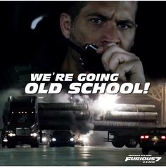5.. furious 7!! Seen it today and it was so great and the farewell tribute was great #ForPaul