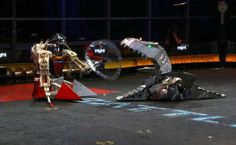 Battlebots - Obwalden Overlord vs. Warhead
