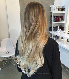 Creamy Blondes . . . #vancity #vancouver #behindthechair #authentichairarmy #imallaboutdahair #modernsalon #mermaidians #ombre #balayage #correctivecolor #explorebc #bc #americansalon #la #vancouverhair #vancouverstylist #blonde #vancouverhairstylist #yvr #yvrstylist #canada #hairvancouver