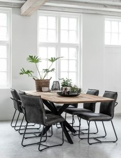Curves Tafel - X X - Tafelblad Recycled kopen? shop bij vtwonen by fonQ! Dining Room Inspiration, Dining Room Design, Home Living Room, Home Kitchens, Home Fashion, Sweet Home, New Homes, Room Decor, Decoration