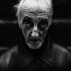 Retratando la vida en las calles. Lee Jeffries