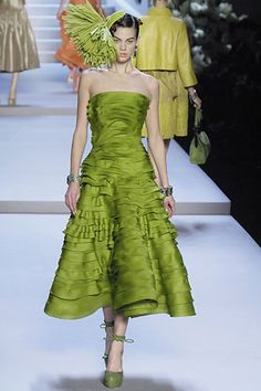 Christian Dior Fall 2007 Ready-to-Wear - Collection - Gallery - Style.com