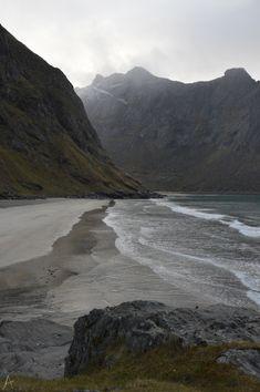 nuhstalgicsoul:  n-c-x:  beterdanbrood:  Nordvika beach, the Lofoten Islands…