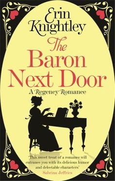 The baron next door / Erin Knightley - click here to reserve a copy from Prospect Library