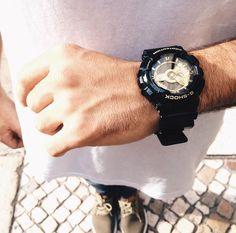 Stile unico. G-Shock   Black&Gold
