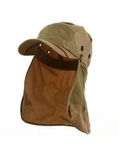 Flap Hats (03)-New Desert W15S46D MG. $11.99