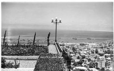 حيفا، فلسطين ١٩٤٥  Haifa, Palestine 1945  Haifa, Palestina 1945