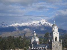 VOLCAN NEVADO DE CUMBAL, NARIÑO, COLOMBIA | Volcan Nevado de Cumbal Nariño