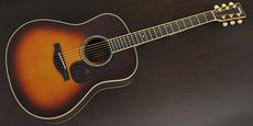 YAMAHA / LL6 ARE BS Acoustic Guitar Free Shipping! δ