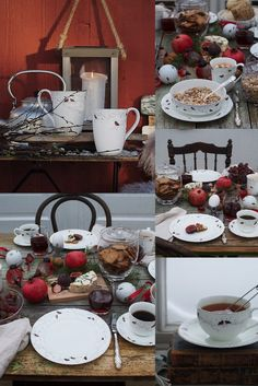 Get the Nordic Christmas feeling with Dompap / Bullfinch Christmas Feeling, Nordic Christmas, Bullfinch, Bone China, Table Settings, Porcelain, Delicate, Traditional, Tableware
