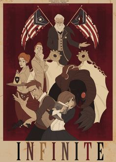 BioShock Infinite: The Dreamworks Cartoon