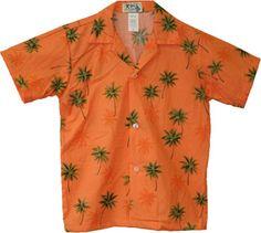 ef765f97 Palms Boy's - Hawaiian Shirts : Shaka Time Hawaii Clothing Store #boys  #hawaiianshirts #