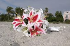 beach wedding bouquets - Google Search
